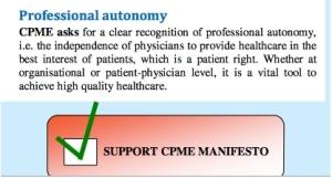 CPME Manifesto 2014